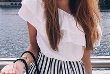 Letné outfity