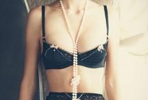 Dreamy lingerie