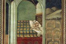 Medieval: Pillows and bedding