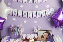 Violet's 1st Birthday/Naming Day!