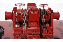 high quality drum winch in low price for sale