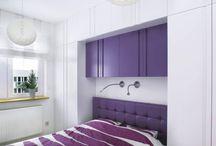 Sypialnia - przechowywanie