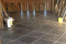 Concrete floor ideas