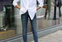Blanco & jeans