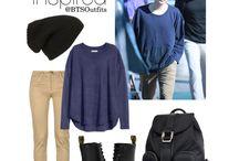 ~ bts clothes ~