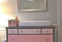 Nursery Furniture Ideas / Nursery furniture including cribs, dressers, changing tables and rockers