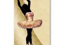 Dance Business Cards / custom dance business cards for a dance teacher, dance instructor, dance school or dance student