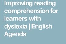Improving reading for dyslexic learners