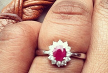 Engagement Ring/My Wedding Band / by Perpetua Beaudin