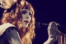 Karen Elson- The Ghost Who Walks / British singer/songwriter, model, and guitarist / by Maxine Burleigh