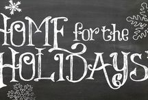 Sermon Series: Home for the Holidays