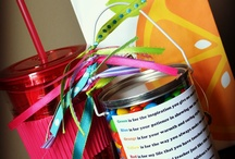 Teacher gifts / by Christine Mccatty-Grech