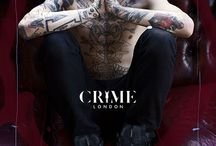 Crime London in Vogue 2014 / Our style in the press. Have a look! #crimelondon #vogue #press