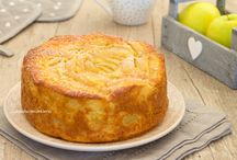torta di mele/torta del cuore