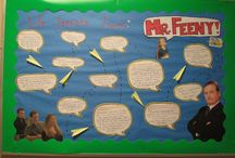 Bulletin Board Ideas / by Truman State Res Life West Campus Suites