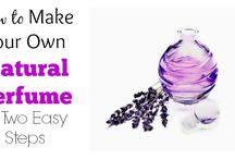 How Sweet It Is! / Recipes to create your own perfumes.