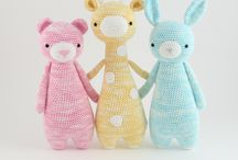 Crochet Amigurumi Animals & Dolls | Amigurumi Tiere und Puppen häkeln / Mixed inspiration of different Amigurumi animals and dolls.