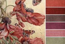 colour palate