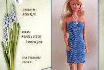 Haken: barbie