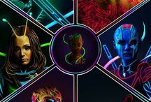 """The Guardians of the Galaxy / """"Welcome to the freaking Guardians of the Galaxy! Only he disn't use 'freaking'!"""""""