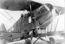 Airplanes WW I - II
