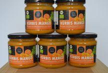 5 er Pack Kürbis Mango von little Lunch