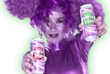 Purple Stuff Soda