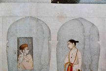 Awadh school of painting