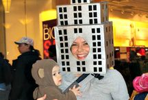 Halloween costumes / by Khay Nette