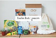 Janvier 2016 - Box créative KIDS 3-9 ans