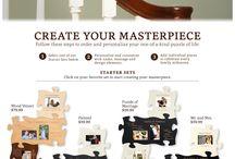 Creative ideas around the house / by Kayleigh