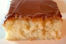 cake and yummy