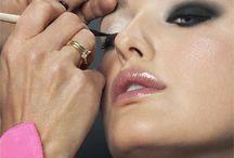 Make-up en knutselen