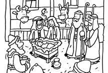 Julmålarbilder