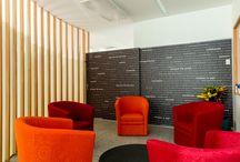 ICR Geyser Office - Interiors / Auckland