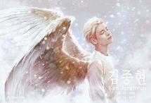 SHINee / #PrayforJongHyun