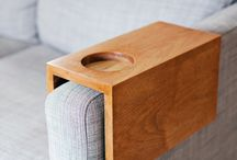 Wood projects / Inspiration for the boys in their Shed