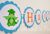 Baby Showers & Gifts / Inspiration for Baby Showers, New Parent Gifts, and Nursery Decor
