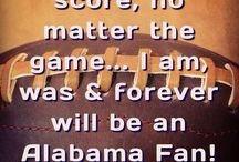 Alabama Football / All Alabama Sports / by Bill Sanford