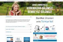 Web Tasarımı / Web Tasarımı ve Yazılım Google Optimizasyonu Seo İnternet Reklamcılığı