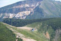 硫黄岳(八ヶ岳)登山 / 硫黄岳の絶景ポイント|八ヶ岳登山ルートガイド。Japan Alps mountain climbing route guide