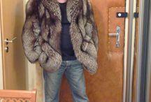 My fur coat / Fur coat, kožuch, kožich, pelz