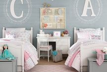 toddler room ideas (share bedroom)