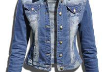 Kurtka Damska Katana Jeans Wzory Azteckie #147 FASHIONAVENUE.PL / Kurtka Damska Katana Jeans Wzory Azteckie #147 FASHIONAVENUE.PL