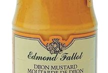 Edmond Fallot / Fallot Mustard Mill has been an independent, family-owned Burgundy company since 1840. While it has outstanding production facilities, it has also maintained the expertise of the artisan mustard maker: mustard seeds are stone ground, which preserves all of the texture and flavor.