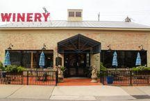 Visit us! / Our tasting room and vineyard