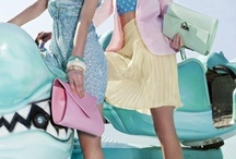 SENIOR STYLE | Pastel Perfection / Soft.  Pretty.  Hues that compliment almost any skintone and haircolor.