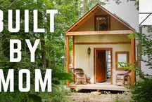 Tiny houses & living / by Jen Waltrip