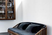 Contemporary wood furniture design / furniture, wood, design