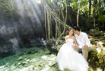 海外リアルウエディング|Destination Wedding / ハワイ、オーストラリア、メキシコなど美しい海外ウエディングを特集してます。Destination wedding photos.